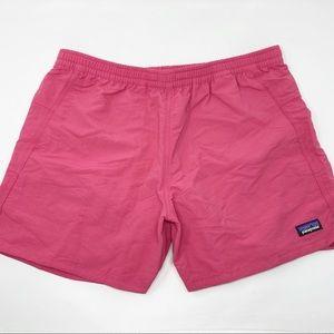 "PATAGONIA Baggies Shorts 5"" Reef Pink XXS M L New"